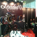 Loaded at the Taipei Bike Show